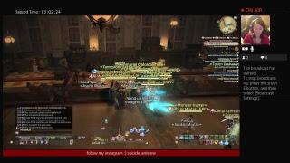 Final Fantasy XIV-24 Man Raid Time :)