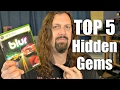 Top 5 HIDDEN GEMS from Metal Jesus - My FAVORITES!