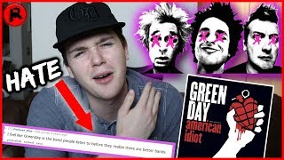 Download Lagu Responding to Green Day's Hate Comments! Gratis STAFABAND