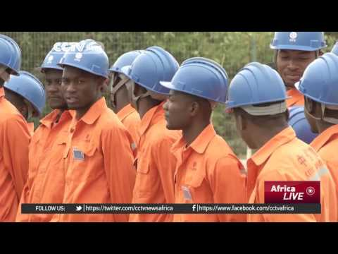 Chinese firms play key role in rebuilding Angola