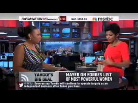NAPW's Star Jones on NewsNation with Tamron Hall