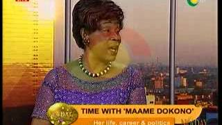 NewDay - Upclose with Maame donkono - 13/3/2015