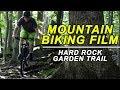 Rock garden cross country mountain biking film - Dillon State Park Nashport Ohio