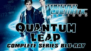 Quantum Leap: The Complete Series Blu-Ray - Forever Cinematic Review