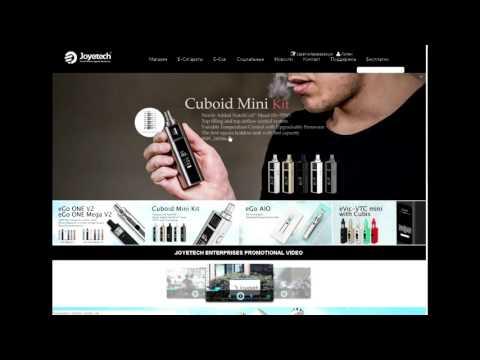 Видео как проверить подлинность Joyetech