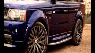 Range Rover sport KAHN Design (Test by AUTO-TİME)