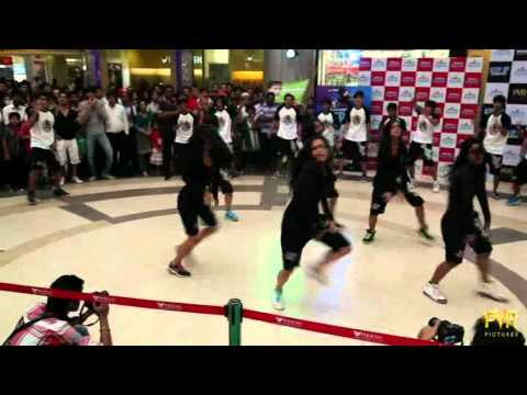 "Shiamak Davar's ""S Crew"" Live Performance - Step Up Revolution"