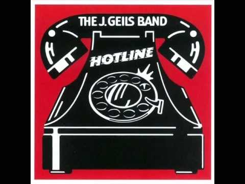 J. Geils Band - Jealous Love