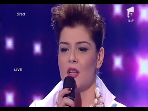 Jessie Ware - say You Love Me. Interpretarea Alexandrei Crișan, La X Factor! video