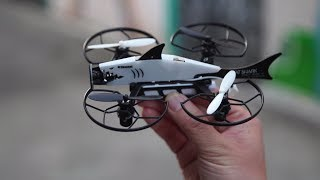 Show and Tell: Fat Shark 101 FPV Quadcopter