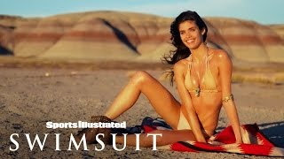 Sara Sampaio Explores America On Route 66 | Uncovered | Sports Illustrated Swimsuit