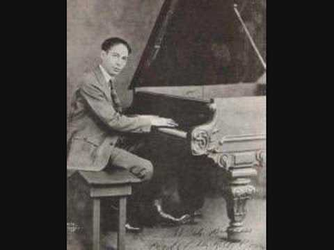 Jelly Roll Morton - Hesitation Blues