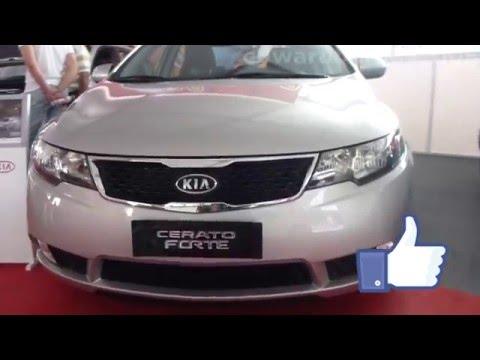 2014 Kia Cerato Forte 2014 video review Caracteristicas versión Colombia