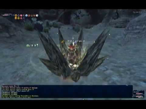 NorAlaiN - FFXI like the wind ENM solo