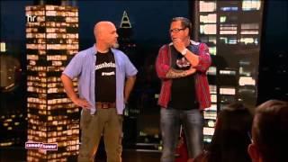 Comedy Tower Bei Cappelluti Sind Carolin Kebekus, Chris Tall,Mundstuhl Und Lisa Feller