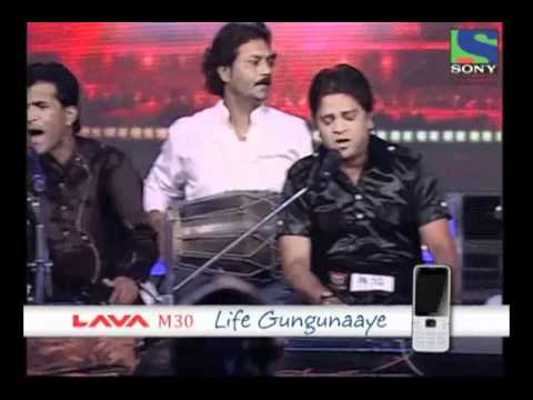 X Factor India - Deewana Group superbly performing Piya Haji...