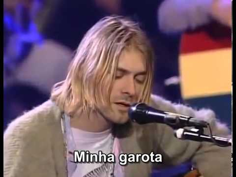 Nirvana - Nirvana - Where Did You Sleep Last Night {Lyrics}