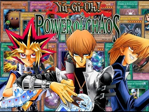 All 3 Power Of Chaos Yu-Gi-Oh! Games Free! (Downloads In Description) [UPDATE 2.