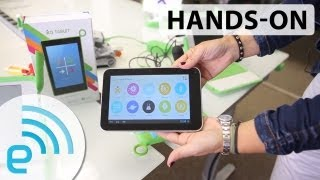 OLPC XO Tablet final version hands-on | Engadget