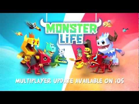 Monster Life Multiplayer