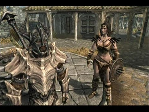 Skyrim - God Mode (PS3-PC-Xbox 360)