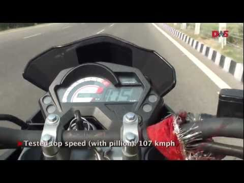 Yamaha FZ-S video review: Tech specs and test ride of the Yamaha FZ-S