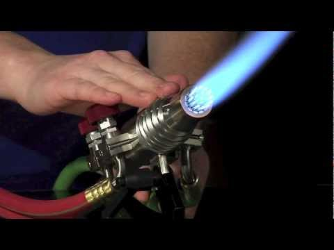 Bravo Lampworking Torch - Bethlehem Burners