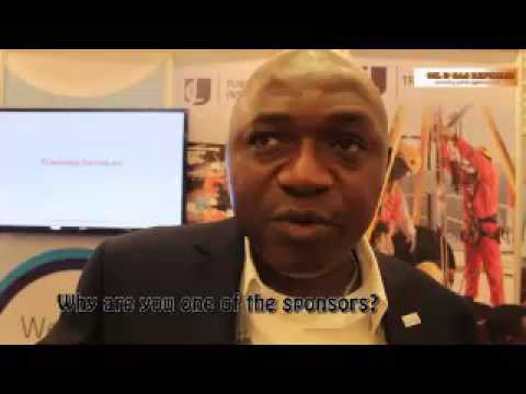 Exclusive Interviews at Offshore West Africa 2015