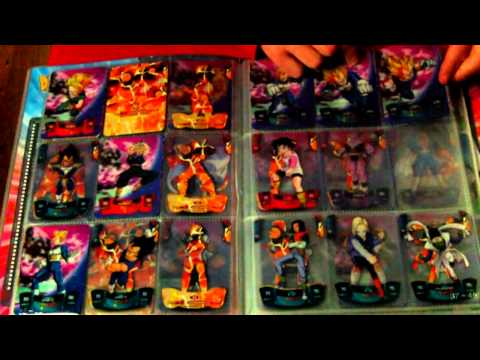 DragonBallZ Super 3D Lamincards Box Opening Deutsch(German) Part.4 (Sammel-Tausc