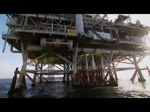 Boneyard - Oil Rigs, The End of It's Working Life
