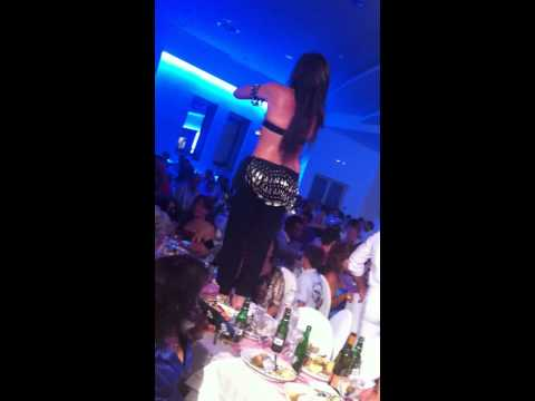 Belly Dance Entertainment in Rhodes 2011.4