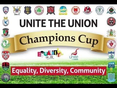 🏆 Unite the Union Champions Cup