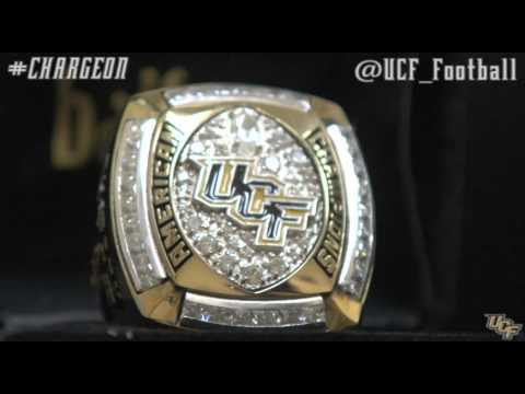 Boise State Football Championship Rings