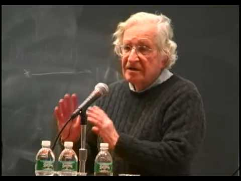 Chomsky on Why are US Troops in Afghanistan