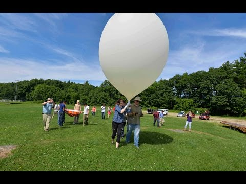 UNH Project SMART Balloon Launch