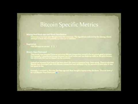 Introduction To Bitcoin Economy, Explained For Beginners (part4/4)