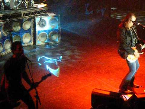 Ace Frehley - Sister - Best Buy, NYC 7-11-2012