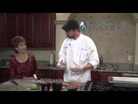 Pensacola Energy Coastal Cooking with Hilton Garden Inn