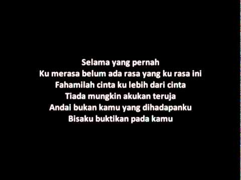 Faizal Tahir - Aku Punya Kamu