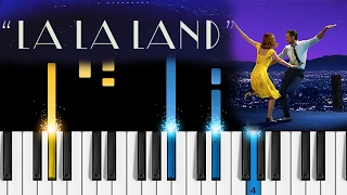 Another Day Of Sun La La Land Soundtrack Piano Tutorial