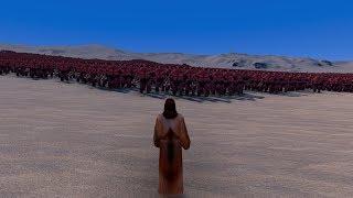 Download Lagu 1 JESUS vs 24000 SATANS - Ultimate Epic Battle Simulator Gratis STAFABAND