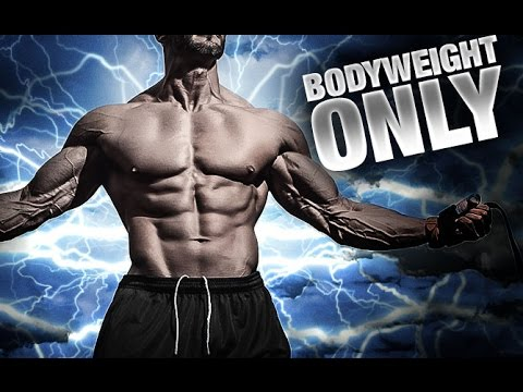 "Home Fat Burning Workout - The ""HURRICANE HEADRUSH""  Bodyweight Workout"