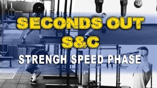 Boxing S&C Part 2: SPEED PAYS | Strength & Conditioning for boxing