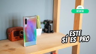 Samsung Galaxy Note 10+ | Review en español