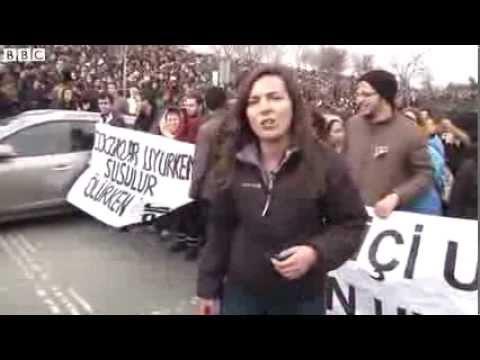 """Turkey Protest: Crowds Chant 'Berkin Elvan Was Only 15"""""""