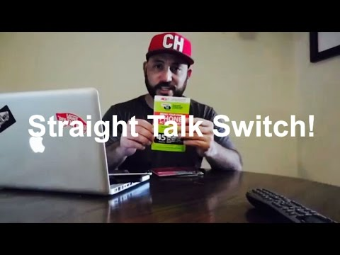 Real Reviews - Straight Talk Switch