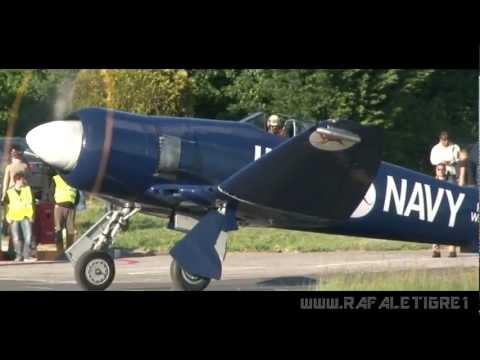 Hawker Sea Fury - Ultime warbird [Full HD] AIRSHOW