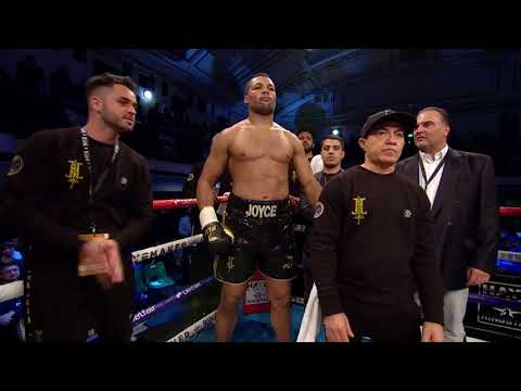 Joe Joyce makes epic Dereck Chisora call-out | Eyez