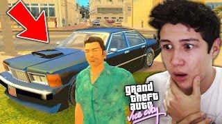 GTA VICE CITY CON GRÁFICOS ULTRA REALISTAS!! Grand Theft Auto VC Remasterizado