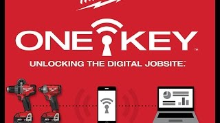 Milwaukee One-Key: The Future of Cordless Tools